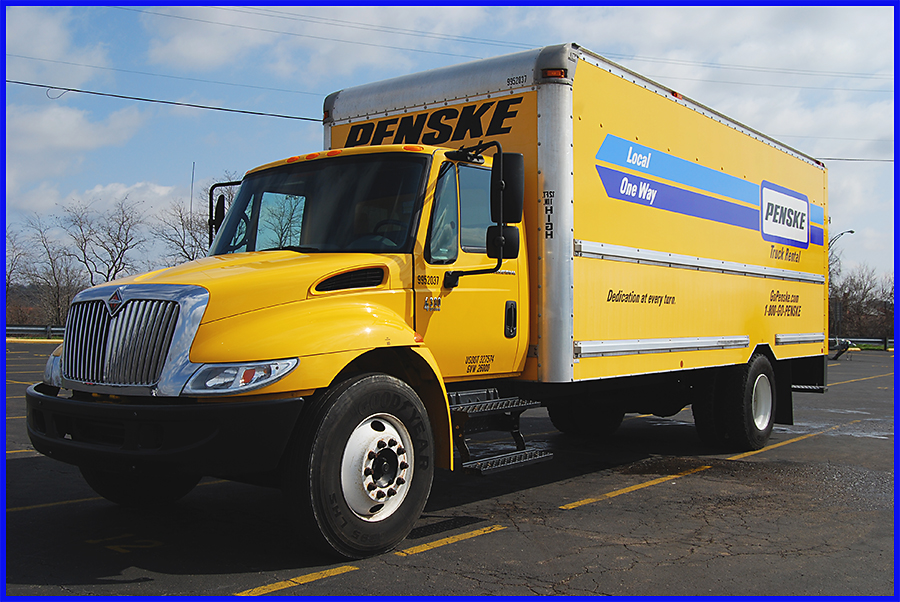 Fuller Ford Has On Site Penske Truck Rental | fullerisford.com