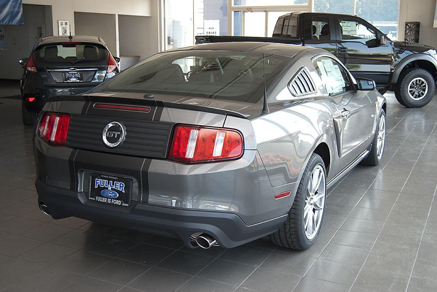 2011 Mustang Gt 5 0 Fullerisford Com