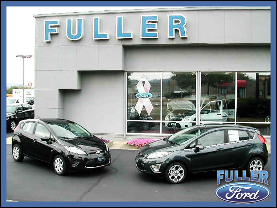 Fuller Ford Used Car Inventory