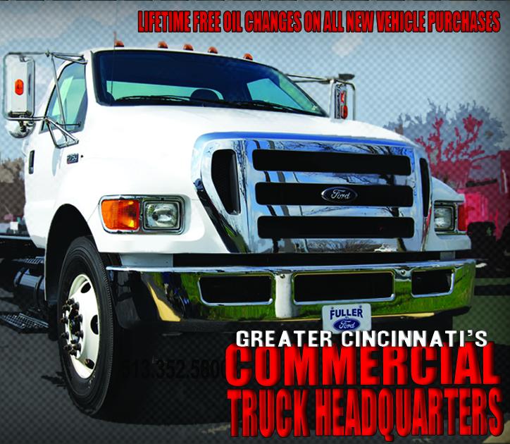 ford truck commercial upfit rebates | fullerisford