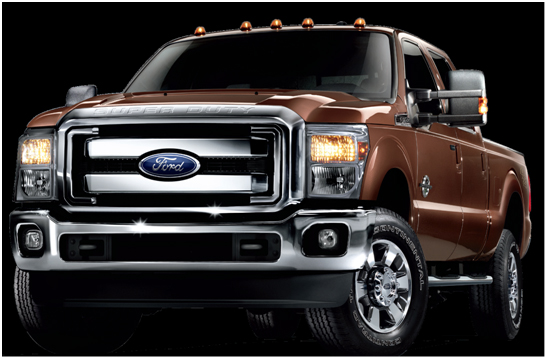2011 ford f series super duty regains towing leadership. Black Bedroom Furniture Sets. Home Design Ideas