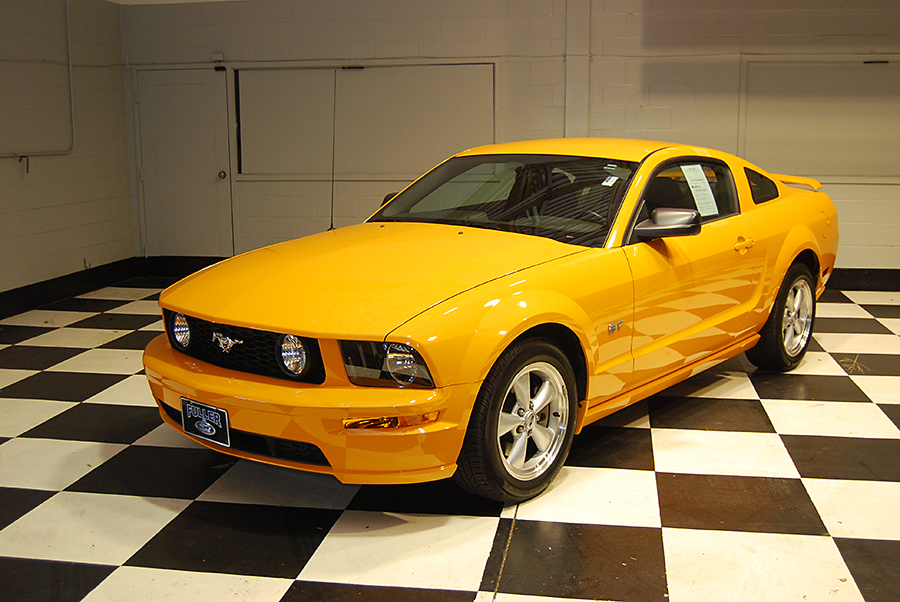 2007 mustang gt coupe deluxe. Black Bedroom Furniture Sets. Home Design Ideas