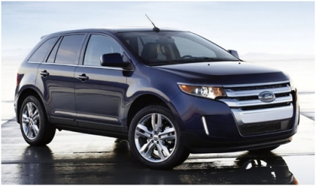 ford edge with eco boost