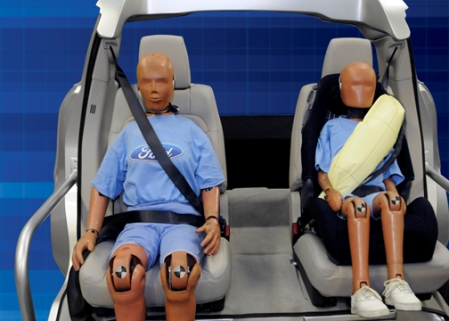 ford seatbelt