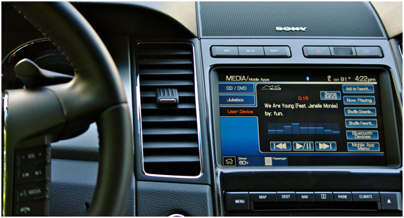 Ford Enables Industry's First In-Car Voice Control of MOG
