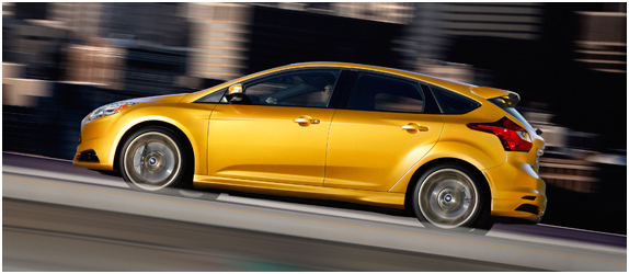 2013 ford focus st achieves class leading 32 mpg highway. Black Bedroom Furniture Sets. Home Design Ideas